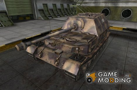 Ремоделинг пт-сау Ferdinand for World of Tanks