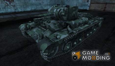 Валентайн Rudy 7 для World of Tanks