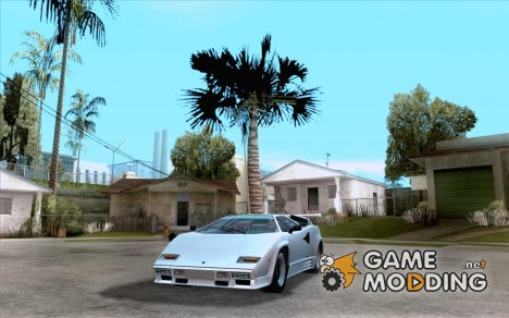 Lamborghini Countach LP5000 для GTA San Andreas
