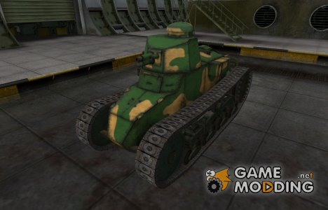 Китайский танк Renault NC-31 для World of Tanks