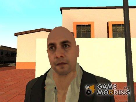 Suleyman Cakir from Kurtlar Vadisi Pusu для GTA San Andreas
