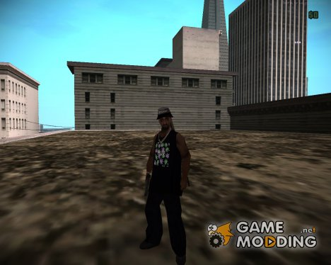 New fam3 для GTA San Andreas