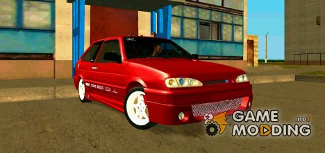 ВАЗ 2113 ADT Art Tuning v1.0 for GTA San Andreas
