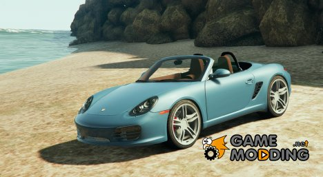 Porsche Boxster S 987 (2010) for GTA 5