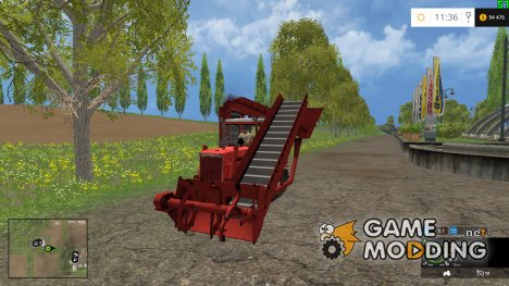 PND 250 v 1.0 for Farming Simulator 2015