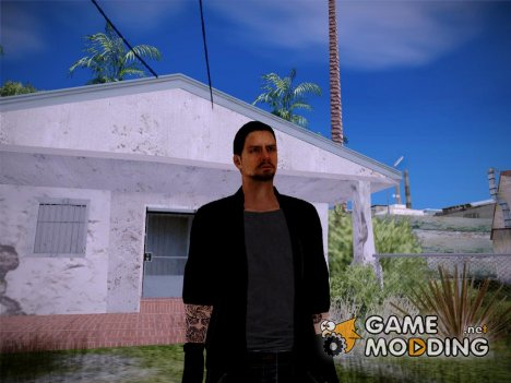 Bodhi Payday 2 для GTA San Andreas