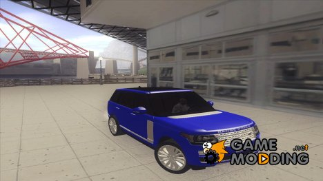 2014 Range Rover Vogue for GTA San Andreas