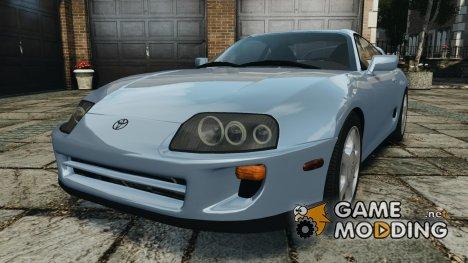 Toyota Supra Stock for GTA 4