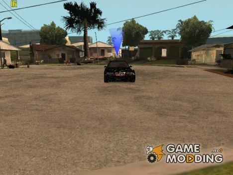 007 car for GTA San Andreas