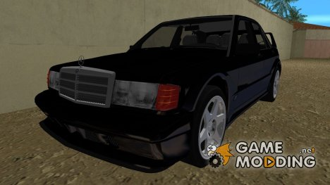 Mercedes-Benz 190E (W201) 1990 Evolution II for GTA Vice City