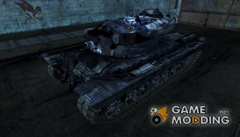 шкурка для T29 (Prodigy style - Invaders must Die v.2) для World of Tanks