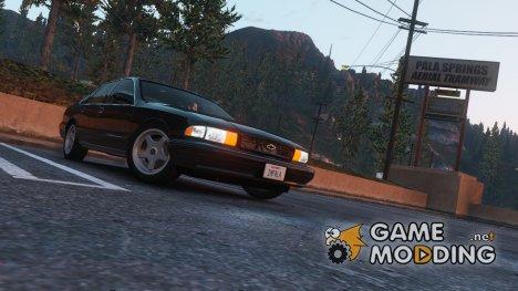 1996 Chevrolet Impala SS 1.1 для GTA 5