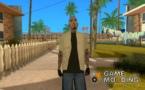Новый латинос для GTA:SA for GTA San Andreas