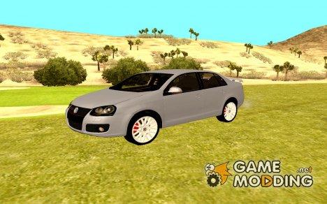 Volkswagen Bora GLI 2010 для GTA San Andreas