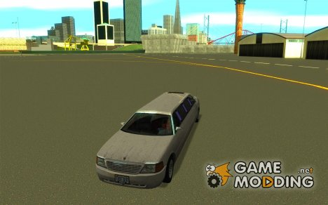 Stretch - GTA IV для GTA San Andreas