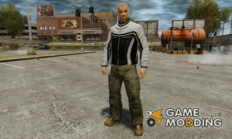 Вин Дизель для GTA 4