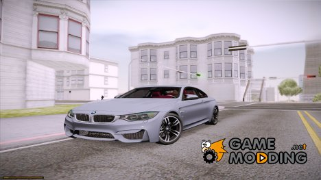 2015 BMW M4 Coupe для GTA San Andreas