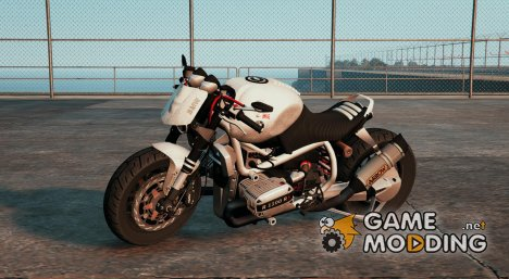 BMW 1100R Street Fighter для GTA 5