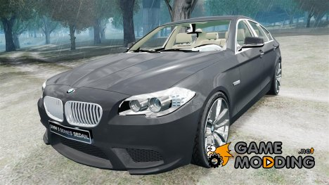 BMW 550i F10 v2 for GTA 4