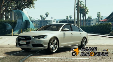 Audi A6 for GTA 5