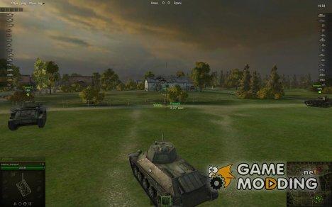 Снайперский,Аркадный и САУ прицелы for World of Tanks