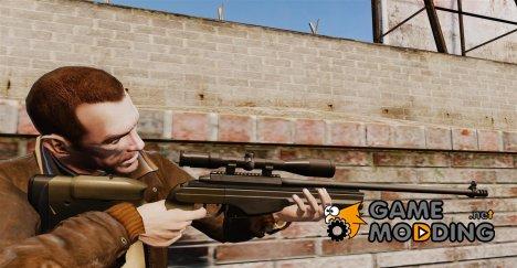 Снайперская винтовка Sako TRG-42 for GTA 4