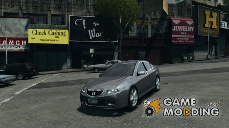 Honda Accord Type-S 2003 для GTA 4