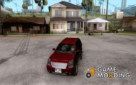 GMC Yukon 2008 for GTA San Andreas