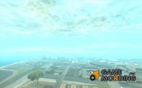 Новые облака для GTA San Andreas