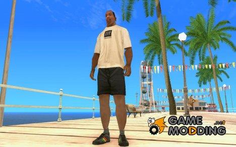 Adidas Hemp Shoe Rasta for GTA San Andreas
