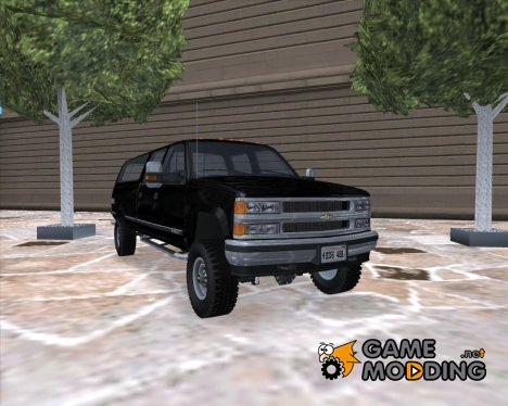 1994 Chevrolet K3500 Silverado Crew Cab for GTA San Andreas