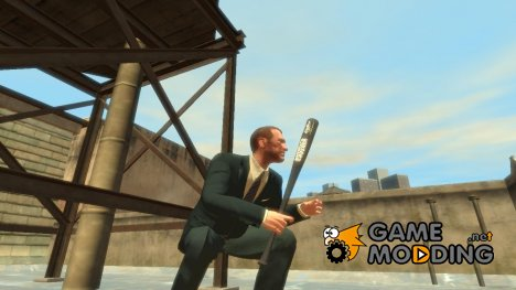 Cold Steel Brooklyn Crusher BaseBall Bat для GTA 4