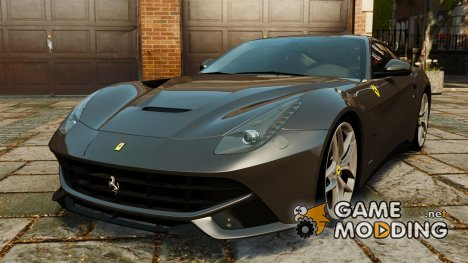 Ferrari F12 Berlinetta 2013 Stock для GTA 4