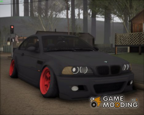 BMW E46 for GTA San Andreas