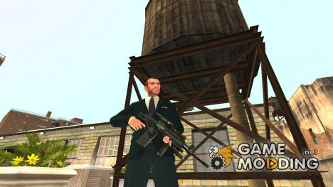 Gailil Tactical для GTA 4