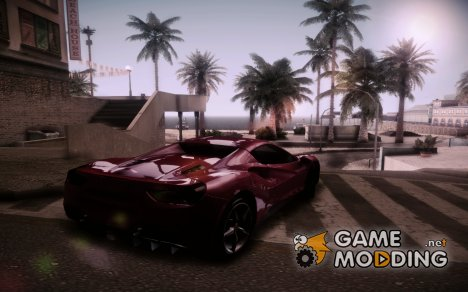 HD SA-MP life ENB v2.0 для GTA San Andreas