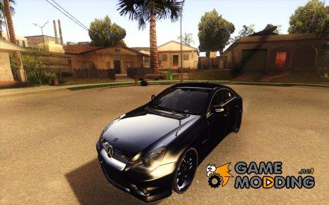 ENBSeries для GTA San Andreas