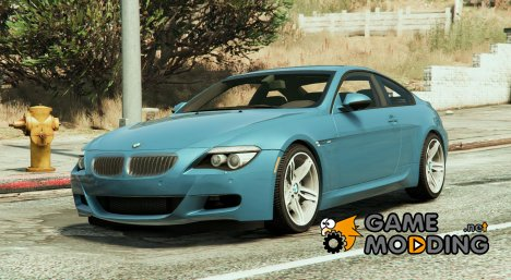BMW M6 E63 Tunable v1.0 for GTA 5