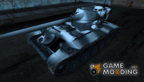 Шкурка для AMX 13 90 №16 for World of Tanks