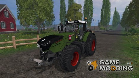 Fendt Vario 1000 for Farming Simulator 2015