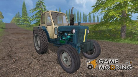 ЮМЗ 6 for Farming Simulator 2015
