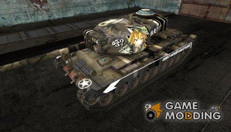Шкурка для T30 for World of Tanks