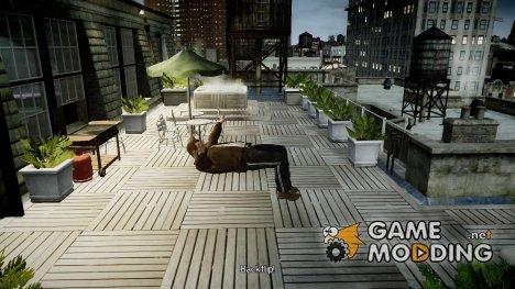 Паркур for GTA 4