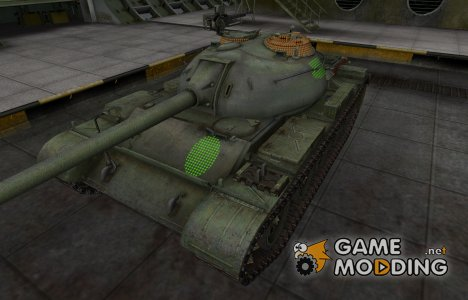 Зона пробития Type 59 for World of Tanks