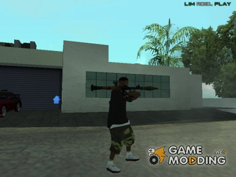 RPG from FarCry 3 for GTA San Andreas