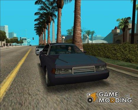 VCS Reflections для GTA San Andreas