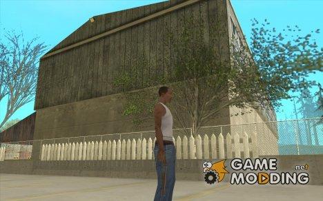 Sawedoff Shotgun для GTA San Andreas