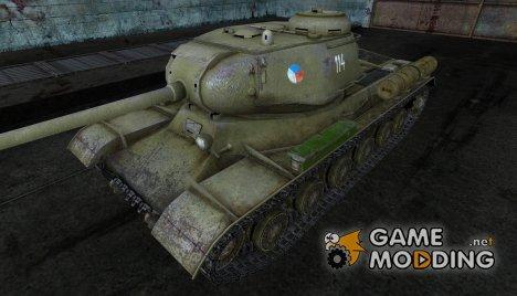 Шкурка для ИС for World of Tanks