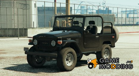 1978 Toyota J40 Landcruiser for GTA 5