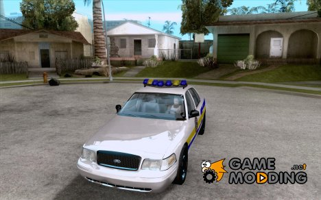 Ford Crown Victoria Puerto Rico Police for GTA San Andreas